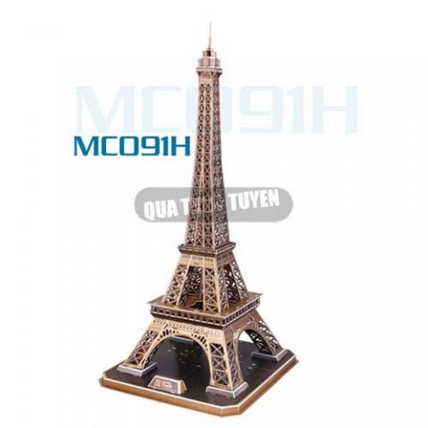 Xếp hình 3D - Tháp Effeil MC091h