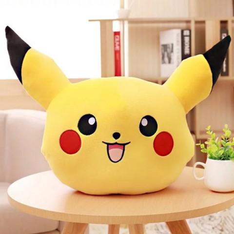 Bộ chăn gối 3 trong 1 Pikachu